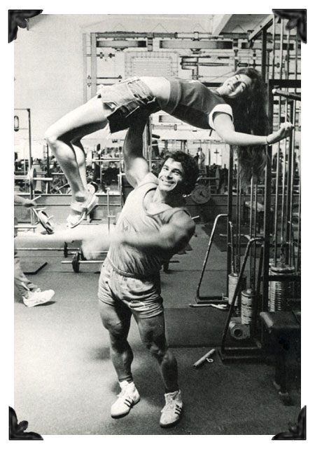 The encyclopedia of modern bodybuilding