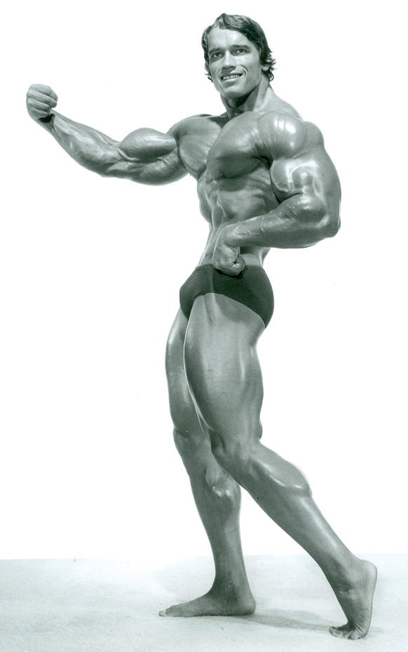 mr universe before steroids