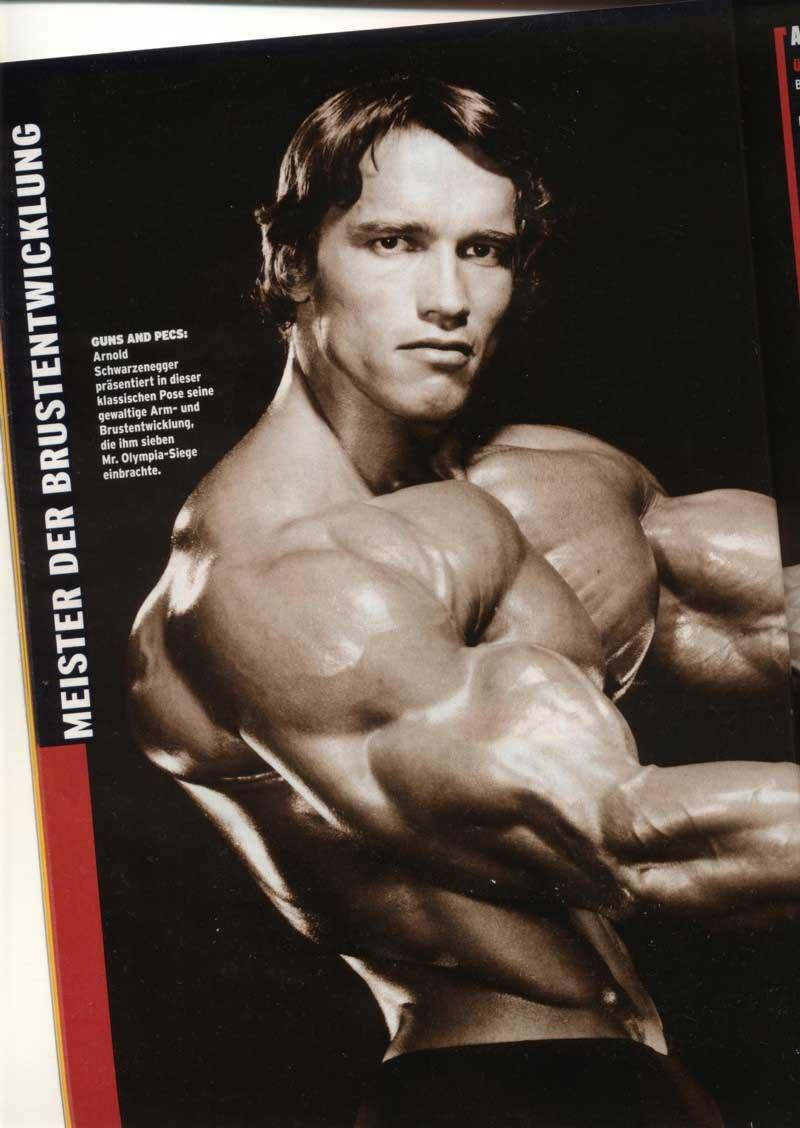 ... 12 :: SCHWARZENEGGER.IT :: Arnold Schwarzenegger Italian Fan Site