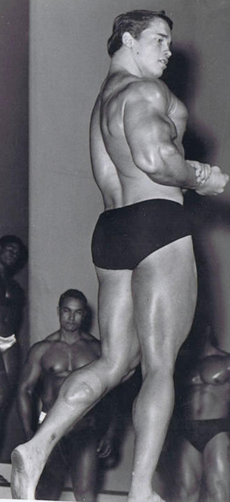 Arnold schwarzenegger fuck nackt scenes