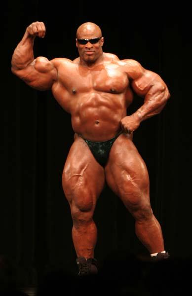 بدن طبیعی رونی کلمن