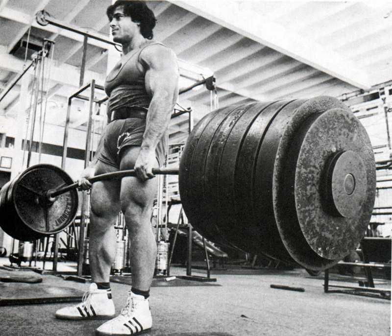 Strengthmaster Author At Vintage Strength Training: FRANCO COLUMBU: STARS OF BODYBUILDING