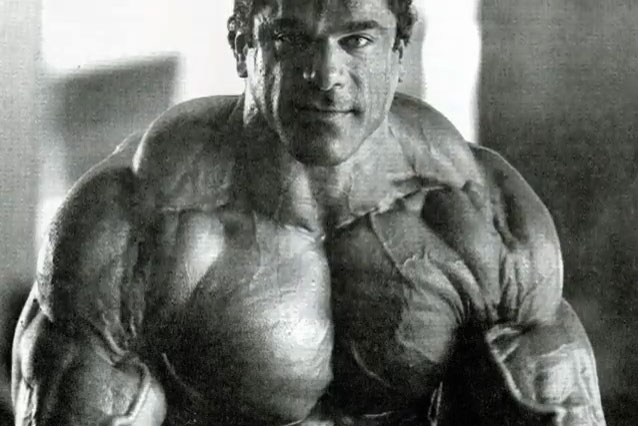 Lou Ferrigno - Shaping Up to Play the Hulk : SL First Ltd