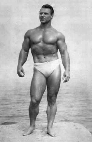 pre steroid era bodybuilding routines
