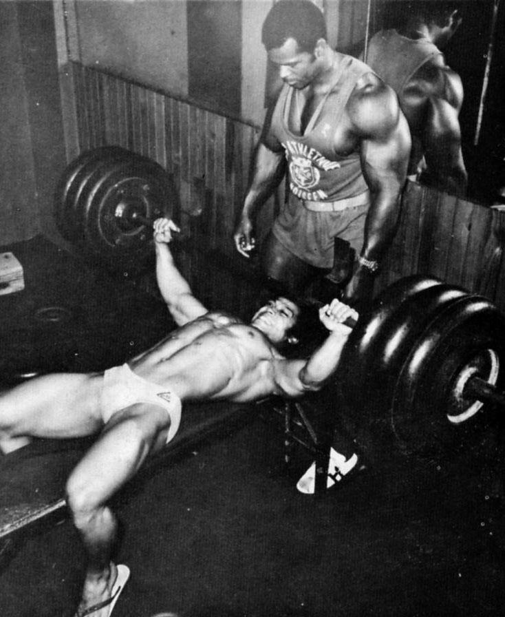 arnold schwarzenegger ha preso steroidi