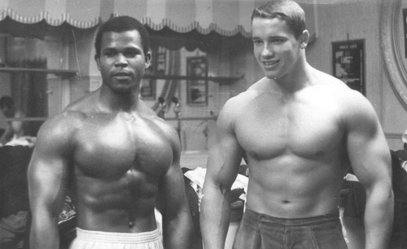 Arnold with some crazy conditioning bodybuilding yup malvernweather Choice Image